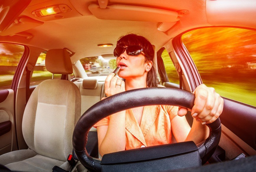 Дневник начинающего водителя: женщина за рулем