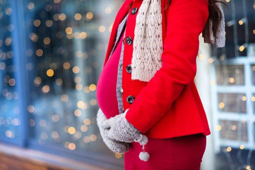 Новогоднее путешествие во время беременности