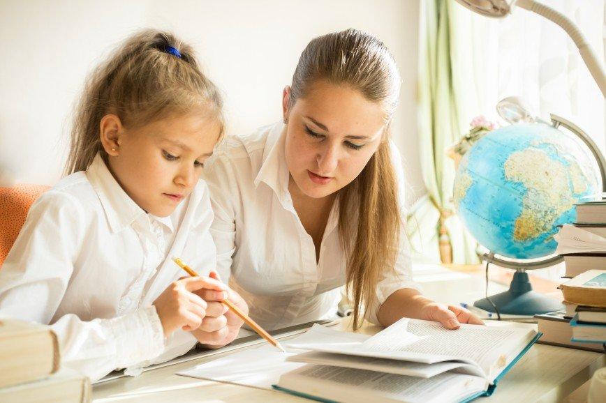 Делаем уроки: 10 правил спокойствия