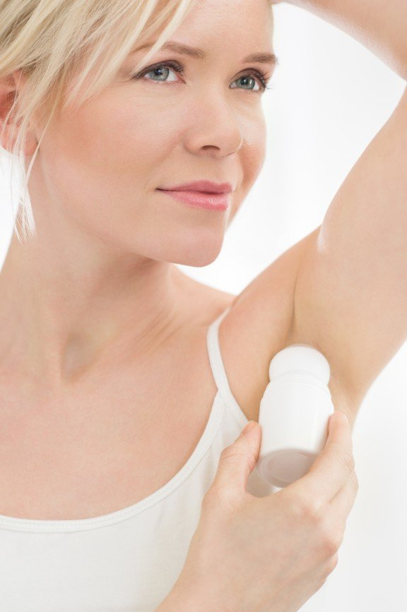 5 дезодорантов для чувствительной кожи