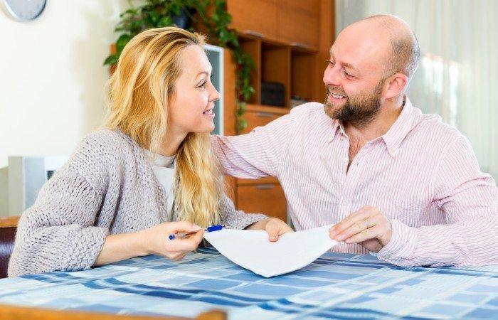 на что может претендовать муж после развода этом