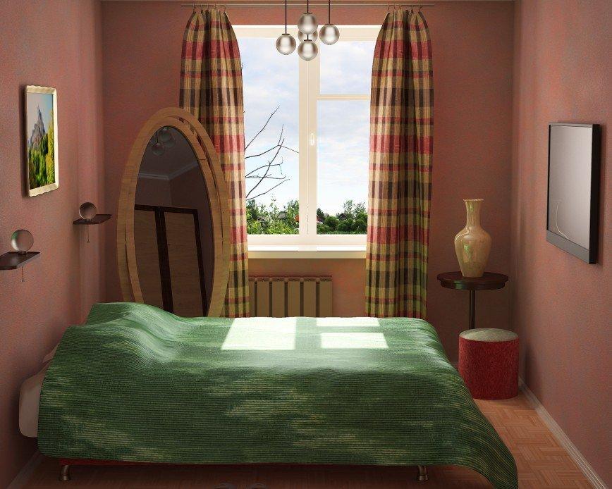 1:1, или кухня размером со спальню