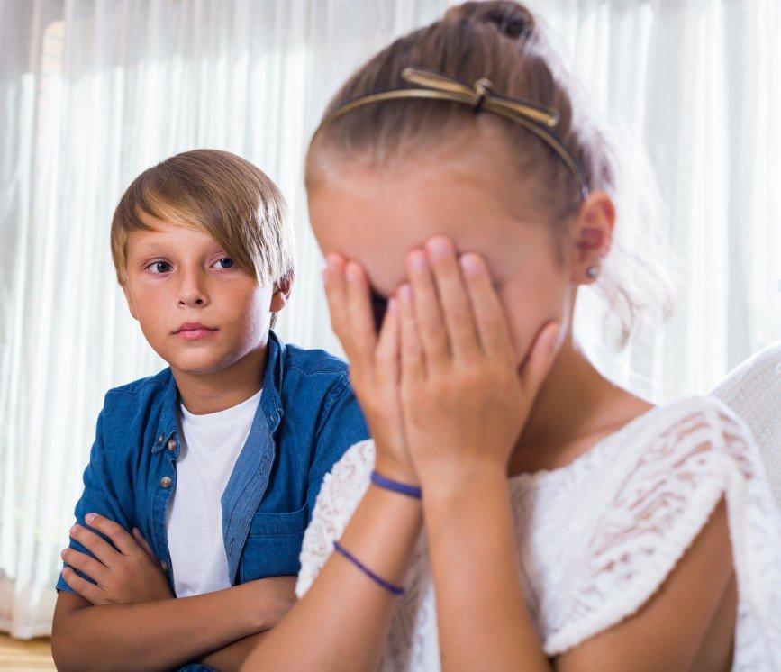 Конфликты между детьми: личный опыт