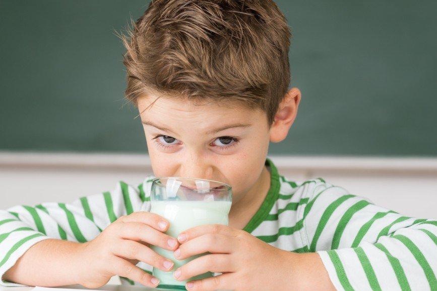 Успеваемость ребенка связана с качеством рациона в первые годы жизни