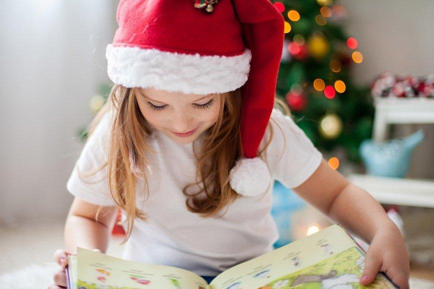 5 красочных книг про Новый год