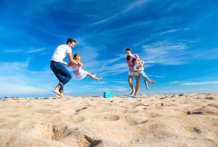 Отдых с детьми: советы для путешествующих родителей