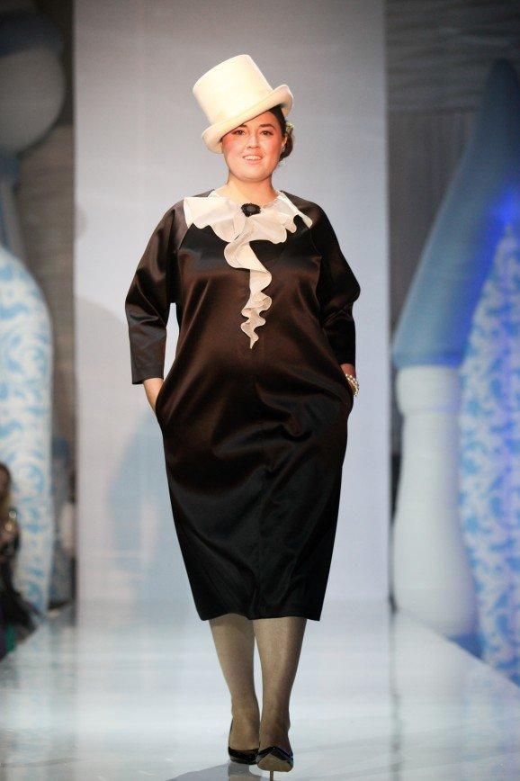 надежда бабкина выпустила коллекцию платьев что