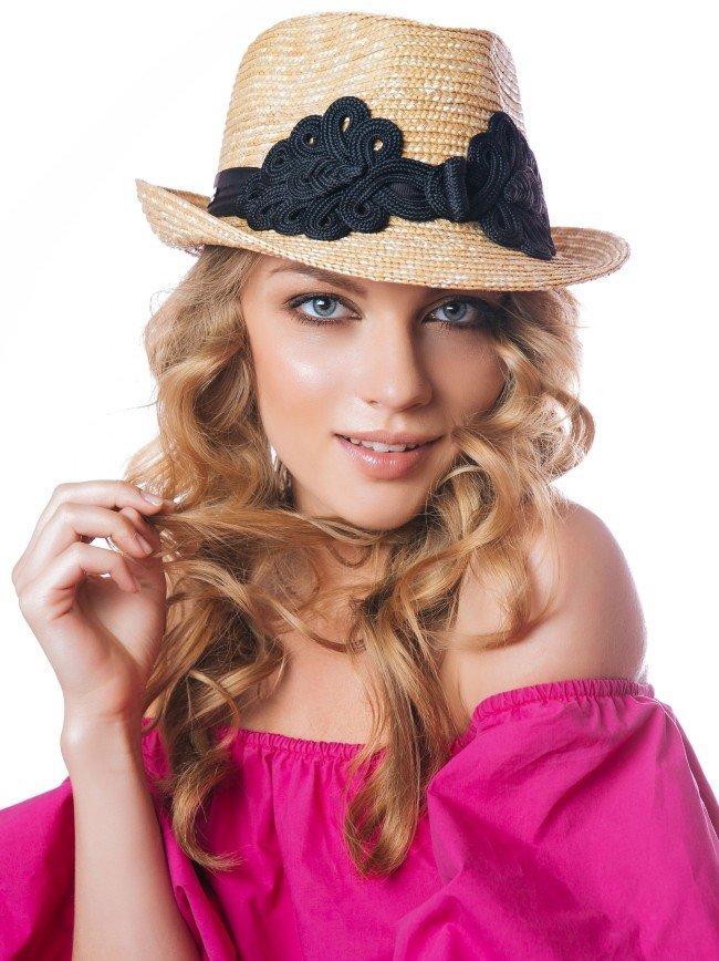 Дом шляпки Lilia Fisher представил летную коллекцию :
