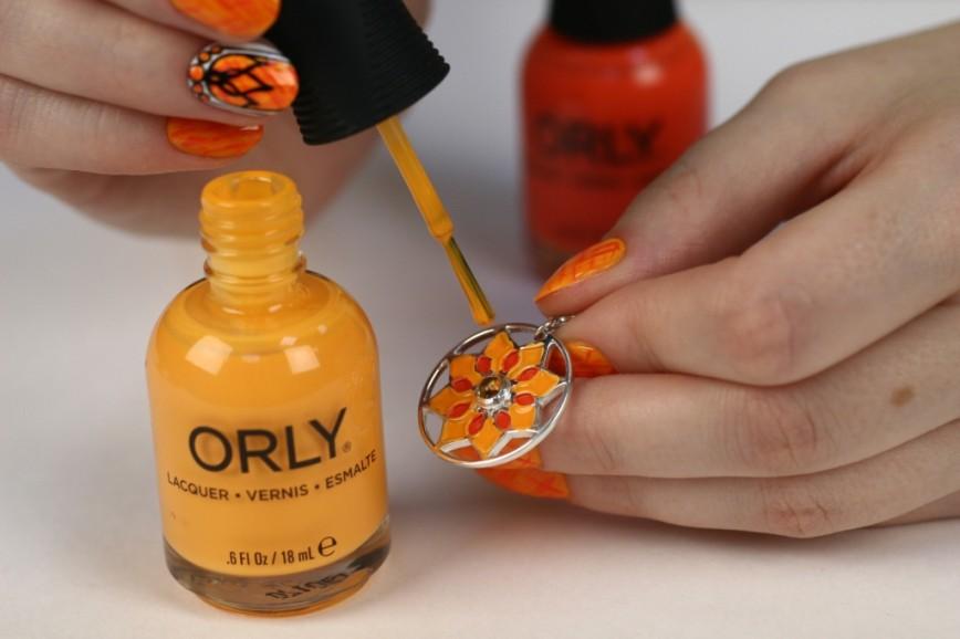Коллаборация бренда ORLY и ювелирной компания LeDiLe