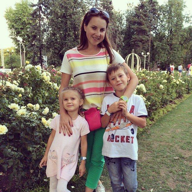 Ирина Слуцкая  биография фото личная жизнь муж