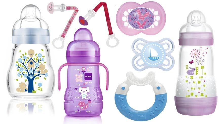 Моя дочь-школьница беременна: личный опыт: В подарок за свои откровения наши героини получают наборы от MAM.    [b]MAM Bite & Brush прорезыватель для