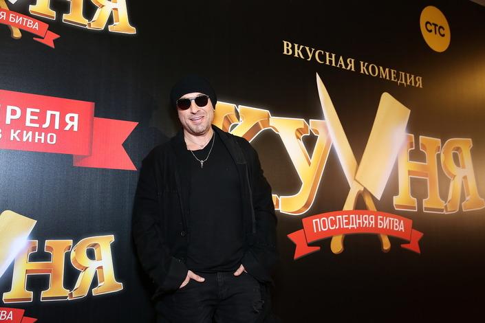 "Дмитрий Нагиев спас фильм ""Кухня. Последняя битва"""