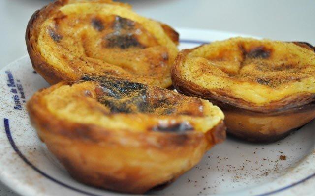 Гастрономический тур по сладостям Португалии
