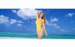 Стань звездой пляжа с Викторией Боня