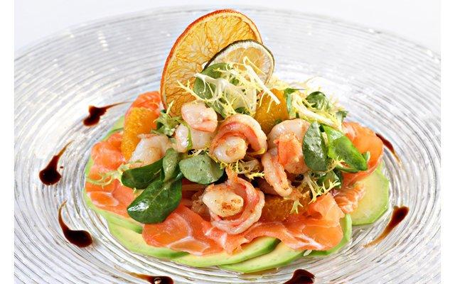 салат от шефа рецепт с фото