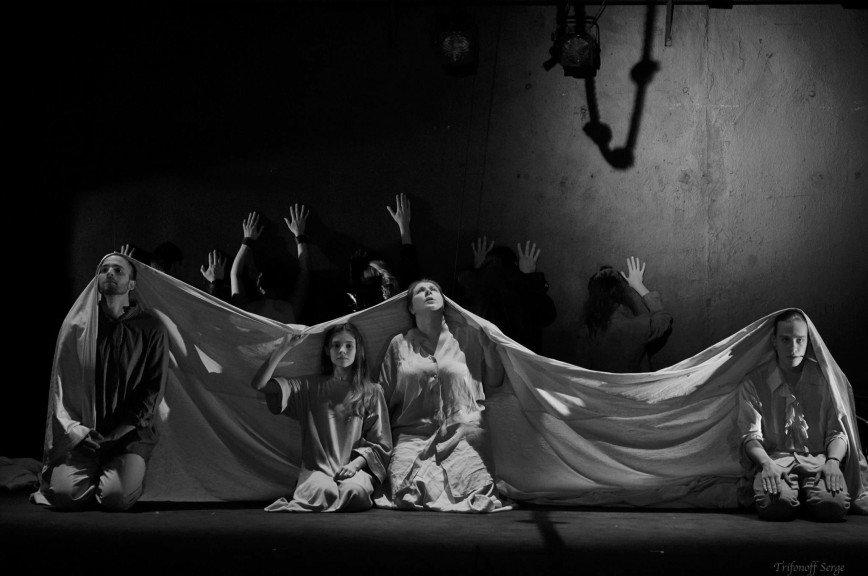 «Сцены из рыцарских времен» на Таганке