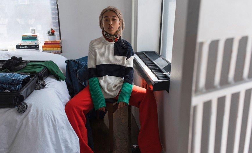 23-летняя Маргарет Жанг дала полезные советы по сбору чемодана