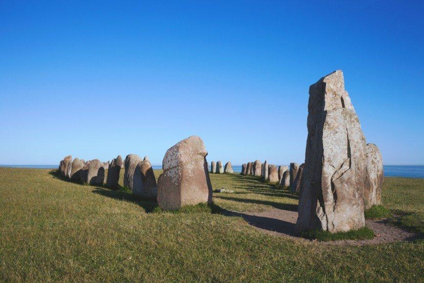 7 мест в Швеции для любителей викингов