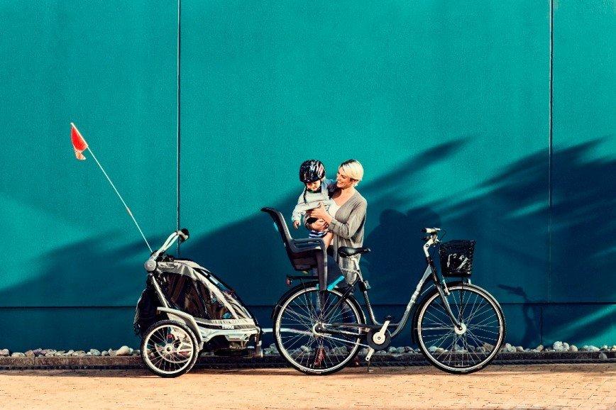 Маршруты столицы: куда поехать на велосипеде с ребенком