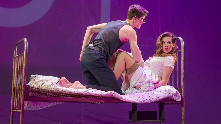 Московский театр мюзикла отметил свой первый юбилей
