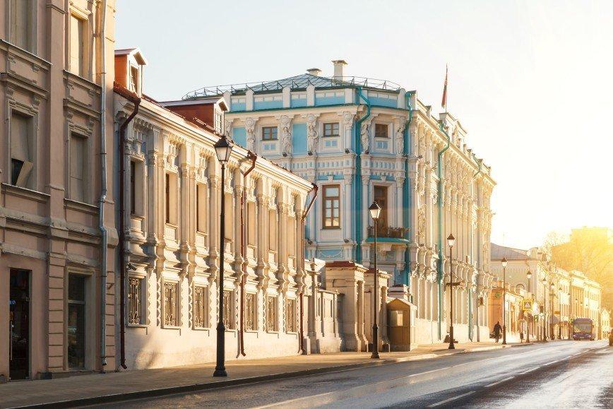 В Москве настанут «умные» белые ночи