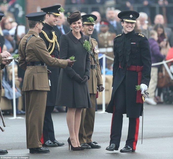 Букмекеры начали принимать ставки на имя ребенка Кейт Миддлтон и принца Уильяма