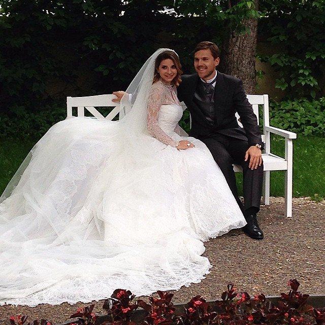 свадьба галина юдашкина и петр максаков фото собой, они