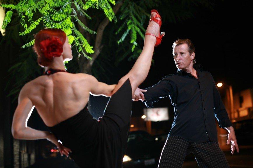 В Парке Победы начинаются вечера аргентинского танго
