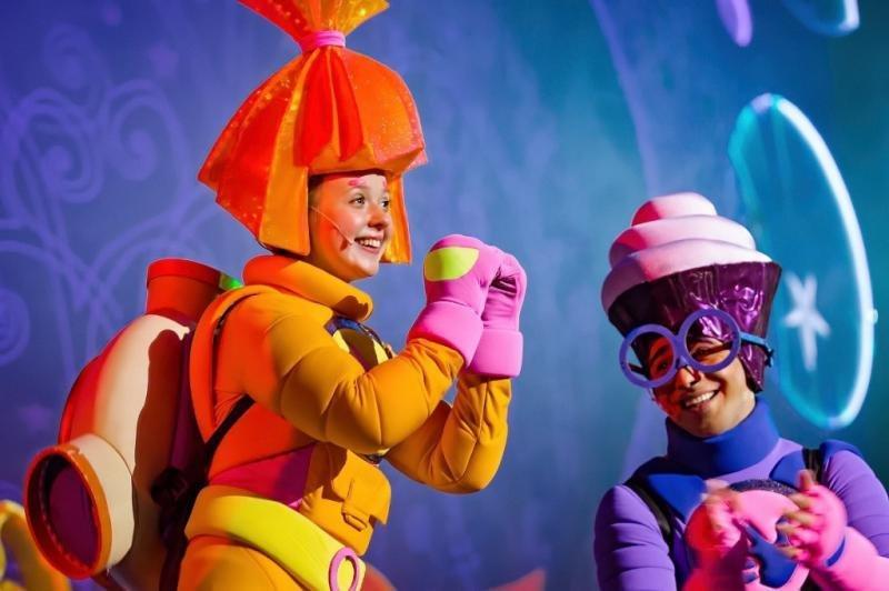 Новогоднее шоу «Фиксики в Стране чудес!»