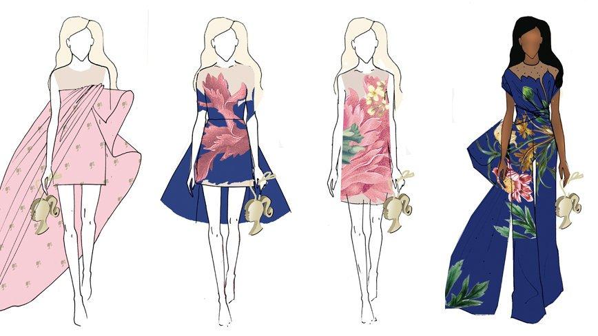 Капсульная коллекция Alena Akhmadullina for Barbie® будет представлена на MBFWR