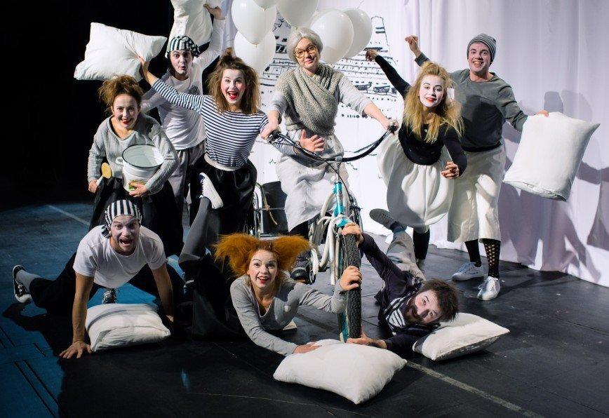 Спектакль «СтихоВаренье» будет впервые показан на сцене Театра им. М. Н. Ермоловой