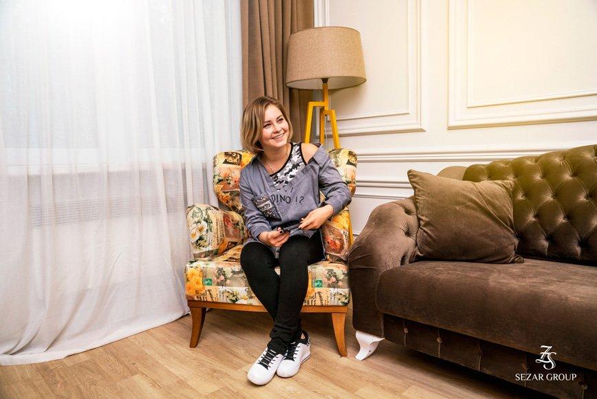 Юлия Липницкая выделила целый дом под подарки поклонников
