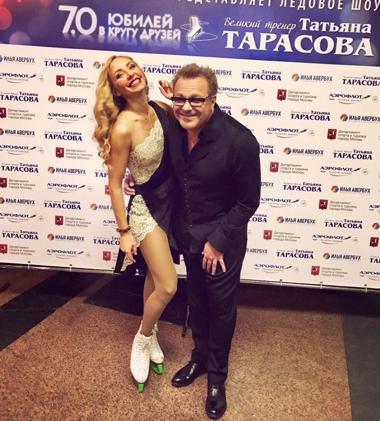 Татьяна Навка раздаст автографы всем желающим