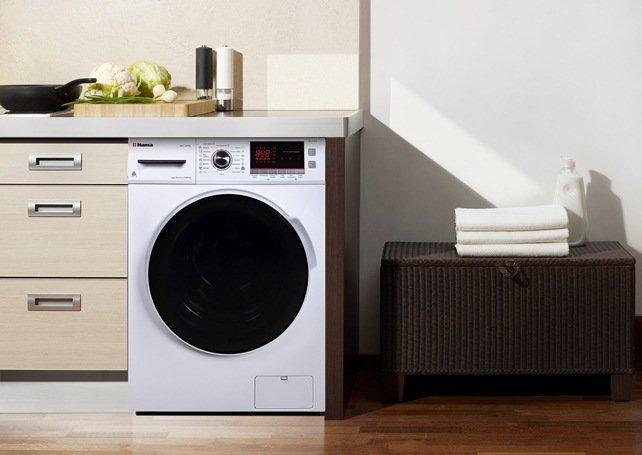 Hansa представила стиральные машины с функцией дозагрузки белья