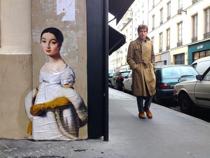 Классическое искусство на улицах мира