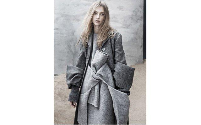 XLL в сезоне осень-зима 2015: одежда oversize