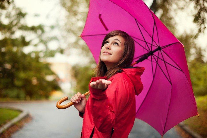 Как подготовиться к свиданию при плохой погоде