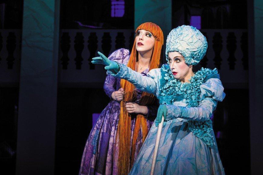 Мюзикл «Все о Золушке»: настоящая новогодняя сказка