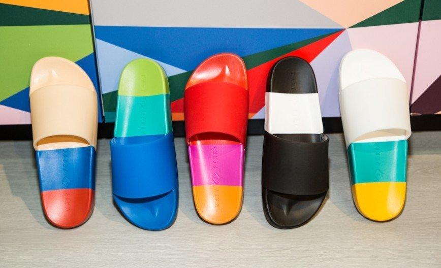 Кэти Перри выпустила дебютную коллекцию обуви