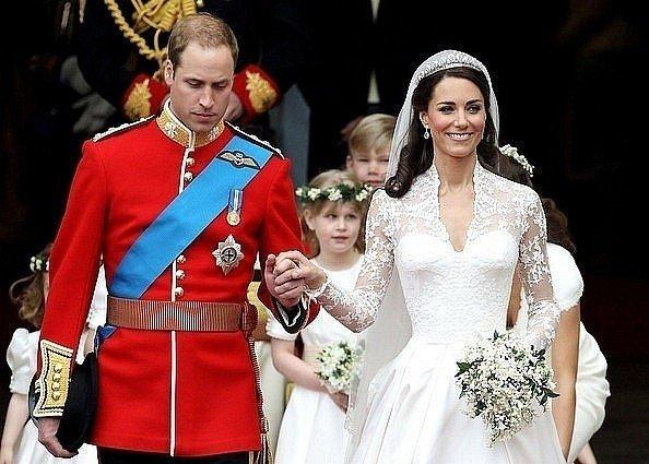 Раскрыта тайна свадебного завтрака герцогов Кембриджских