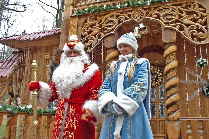В Москве пройдут многонациональные новогодние ёлки