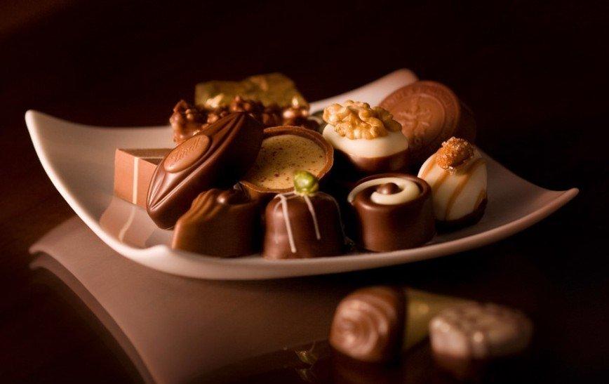 Первый шоколадный бутик Lindt открылся в России