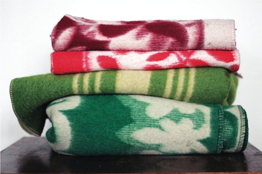 Вторая жизнь старых одеял