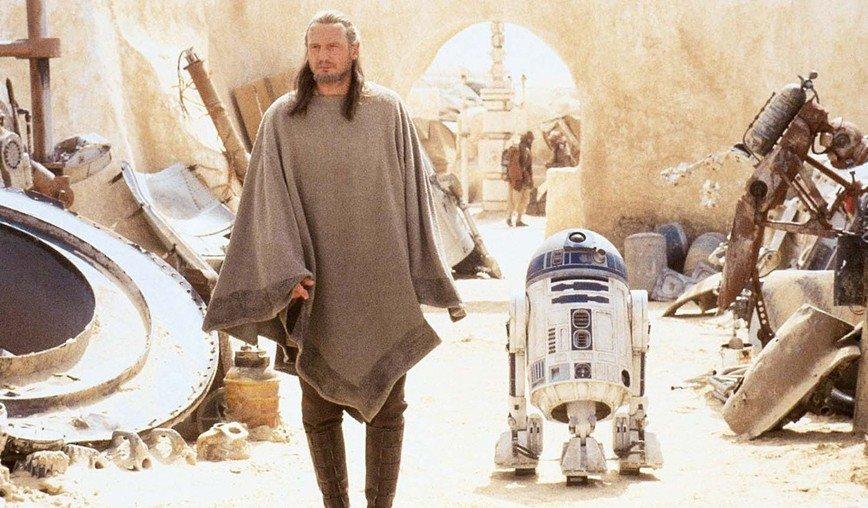 Робота R2-D2 можно будет увидеть в Москве на ВДНХ