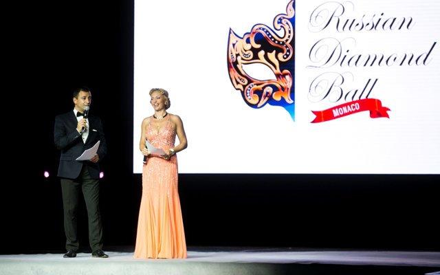 Russian Diamond Ball 2013: фоторепортаж