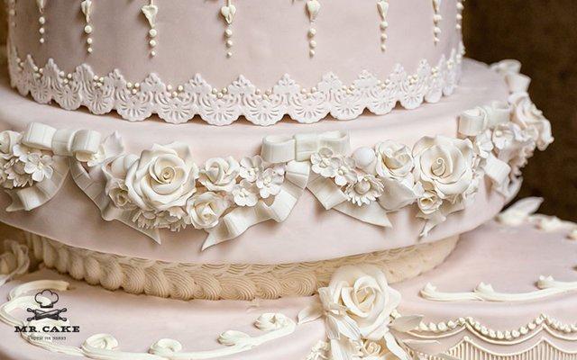 Свадебный торт Уильяма и Кейт изготовили в Москве