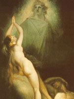 Марк Шагал - Ева. Источник www.artrino.ru/gallery.asp?gallery=6&paint=50