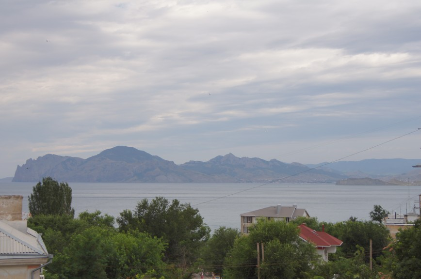 Вид с балкона :)