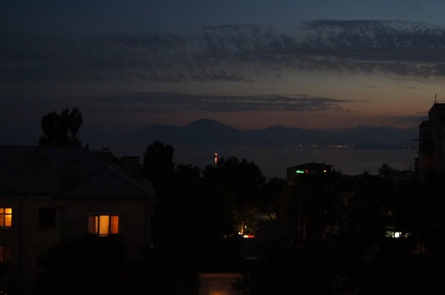 Крымский вечер