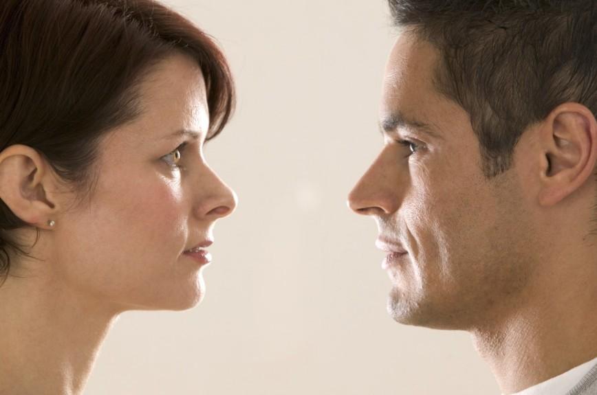Картинки лиц парня и девушки